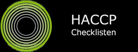 HACCP Checklisten