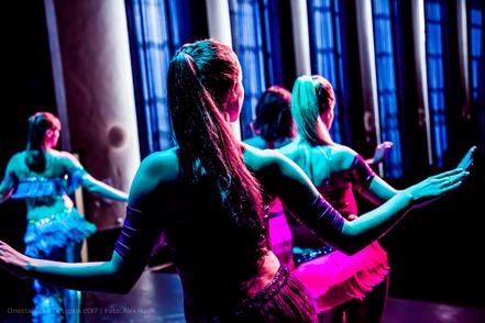 Salsa-Oriental Choreografie Kurs