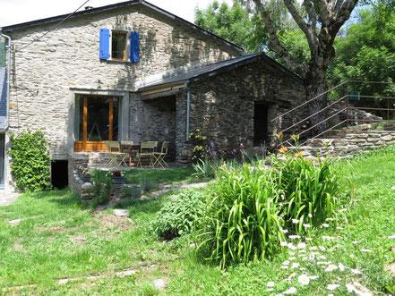 gite Pays Cathare Gites de France dans l'Aude à Castan en Montagne noire