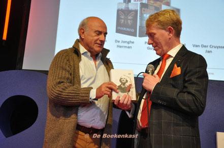 Herbert Flack en Jan Van der Cruysse