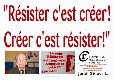 Hommage à Raymond Aubrac