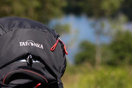 Rucksack für Weltreise
