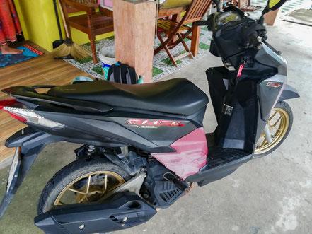 Moped mieten in Phuket
