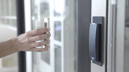 'Frictionless' access control