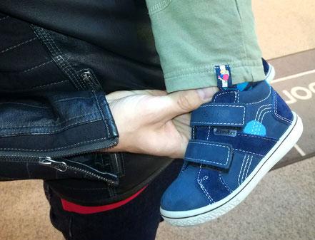 Juniors erste Schuhe: Pepino Laif von Ricosta