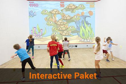 Interactive Kindergeburtstags-Paket