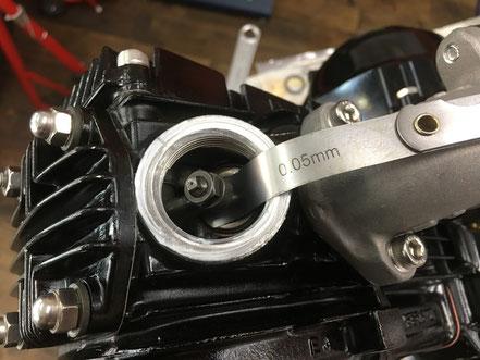 エンジンオーバーホール カスタムエンジン