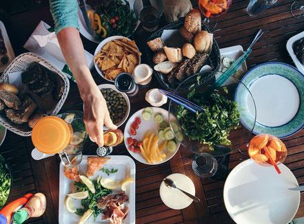 Photo culinaire - cuisine healthy