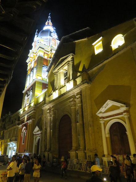 Stadtführung durch Cartagena mit KOLUMBIENline
