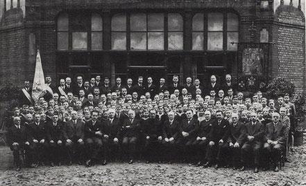 Münsterchor 1934 zum 100jährigen