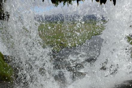 """""""Hinterm Wasserfall Seljalandsfoss"""""""