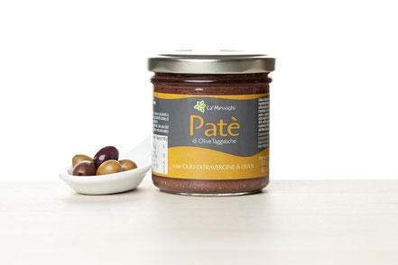 Patè di olive taggiasche
