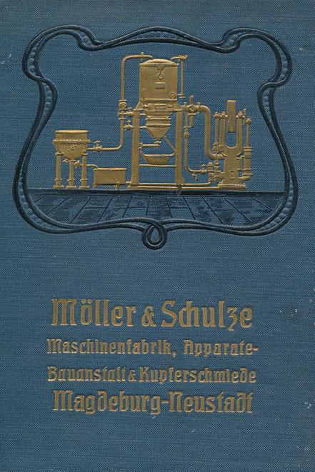 Spezial Katalog 1909 - Möller und Schulze