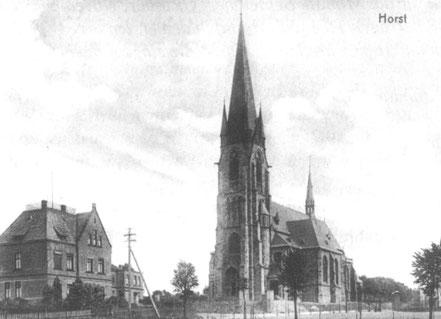 St. Joseph Kirche um 1912