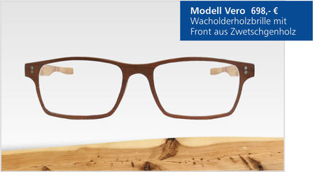 Wacholder-Brille Modell Vero