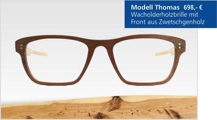 Wacholder-Brille Modell Thomas
