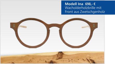 Wacholder-Brille Modell Ina