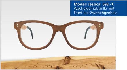 Wacholder-Brille Modell Jessica