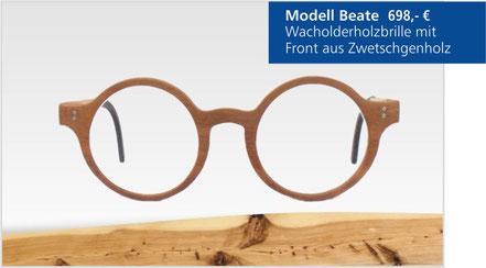 Wacholder-Brille Modell Beate