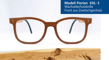 Wacholder-Brille Modell Florian