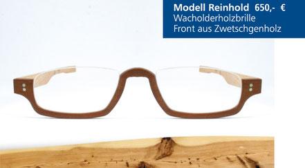 Wacholder-Brille Modell Reinhold