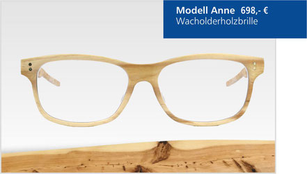 Wacholder-Brille Modell Anne