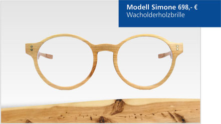 Wacholder-Brille Modell Simone