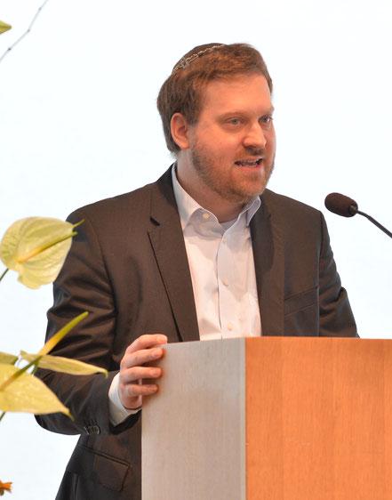 Rabbiner Jehoschua Ahrens