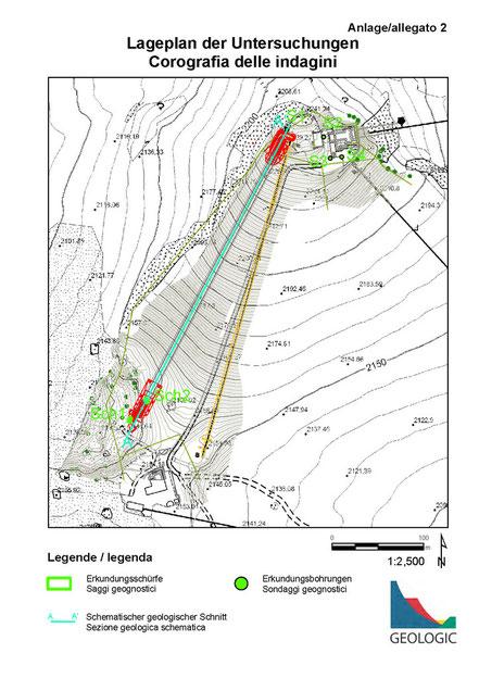 Geologische Untersuchungen