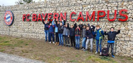 Der FC Bayern Campus – eine Sportstätte mit dem Ambiente eines Weltvereins