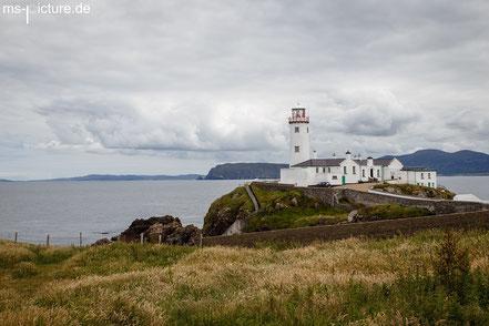 Der Leuchtturm von Fanad Head