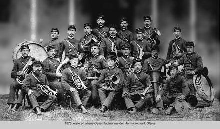 Erste Foto der HMG 1876
