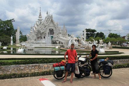 Wat Rong Khun, Chiang Rai, Thaïlande
