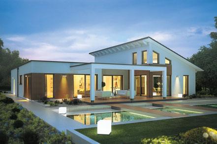 """Gewinner in der Kategorie """"Bungalows"""": Rensch-Haus mit dem Haus Marseille L"""