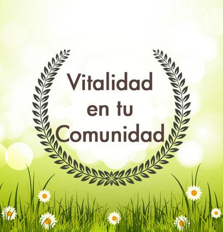 Vitalidad en tu Comunidad