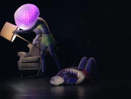 Helene Schmitt, Gildas Coustier, Zeitgenössische Puppenspielkunst