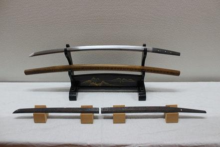 荒木又右衛門が使用した刀