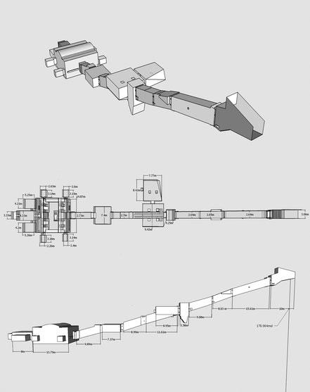 KV 8 Merenptah - Vallée des rois - Egypte