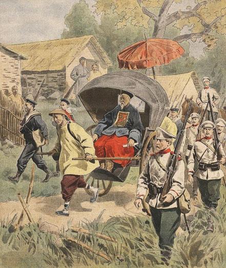 14 juin 1900. Li Hung-chang. Le Petit Journal, Supplément illustré, et la Chine  1890-1913, 1921-1931