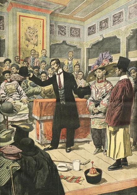 15 septembre 1912. Loi et costume. Le Petit Journal, Supplément illustré, et la Chine  1890-1913, 1921-1931.