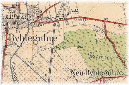 Die Welsnitz [Weltnitz] 1929.