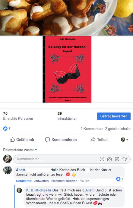 Leser-Meinung zum Buch: So sexy ist der Norden! Band 4 von K.D. Michaelis