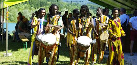 Compagnie Taf-Taf, compagnie franco-sénégalaise pour la diffusion de la culture sénégalaise en France