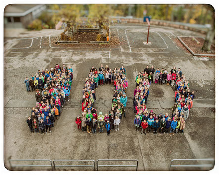 100 Jahre Grundschule - Schuljubiläum 2015