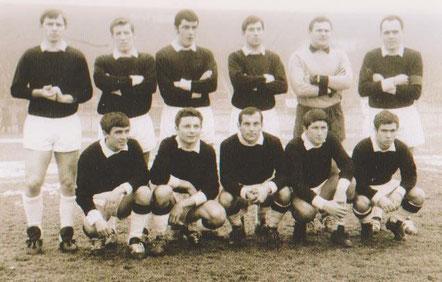 1967-68 Vincitori Coppa Disciplina