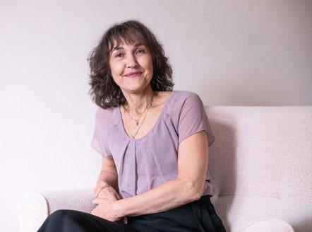 Astrid Wronsky, MBSR-Lehrerin