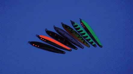 Drill Point Fishing Onlineshop - Unterkategorie Titelbild - Köder, Löffel, Blinker - Schleppangeln