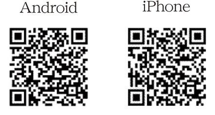 読み取りアプリ「PhoMES」QRコード