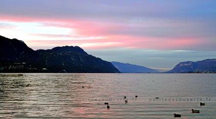 Lac du Bourget Savoie