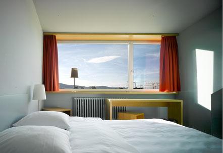 Beispielzimmer im hotel marta